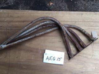 AEG15 - 4 branch manifold
