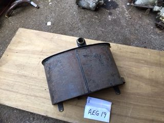 AEG19 - Early chummy petrol tank (screw cap) very clean and sound tested no leaks