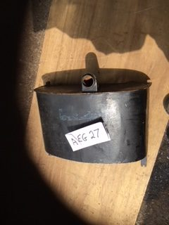 AEG27 - Later chummy petrol tank very clean and sound tested no leaks