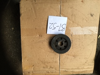 B7-52 Big 7 fan belt pulley( engine)