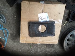 B7- 55 Big 7 Sump drain plate